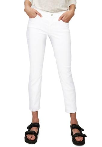 Marc O'Polo 5-Pocket-Hose, Lulela mit tonigem Schlüsselanhänger kaufen