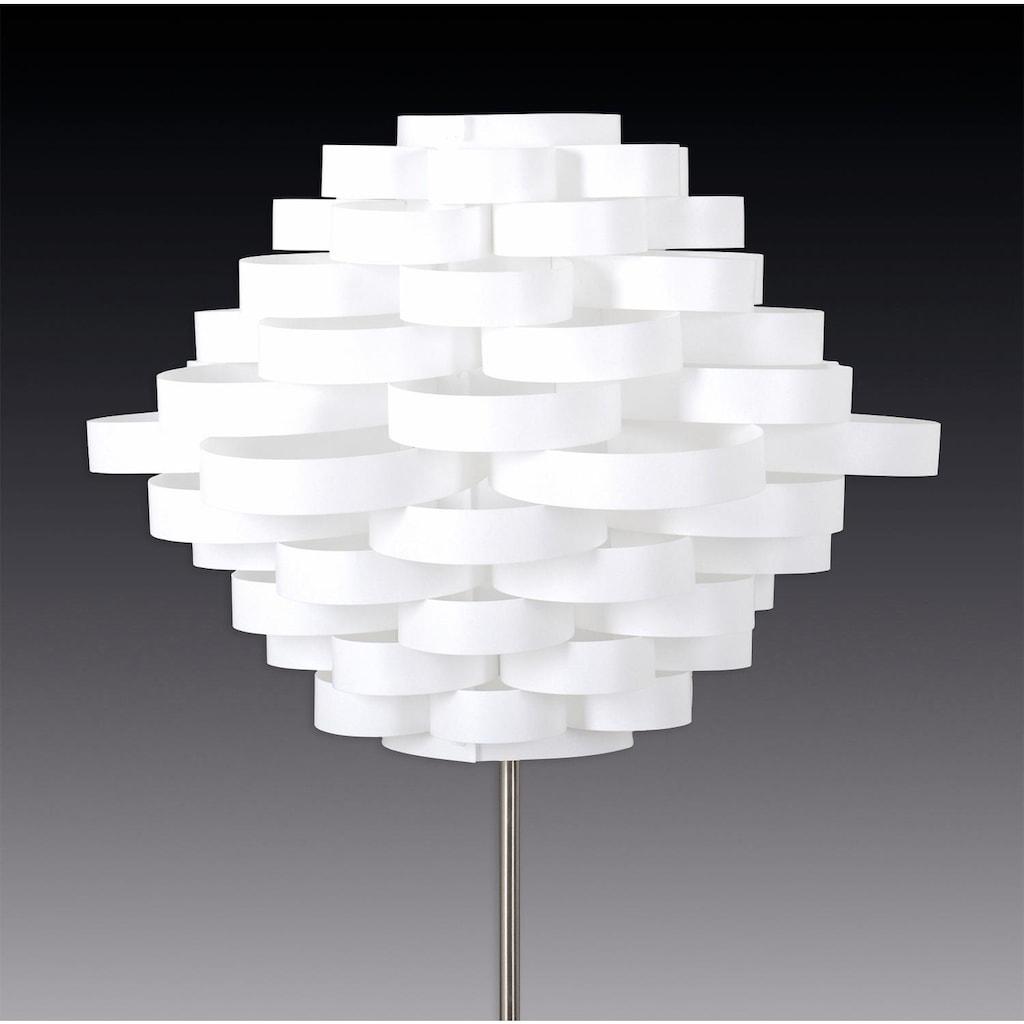 näve Stehlampe »White Line«, E27