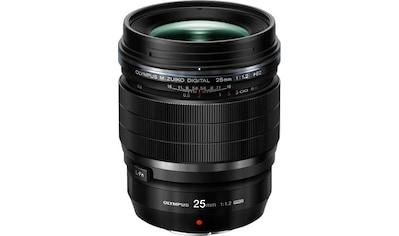 Olympus Festbrennweiteobjektiv »M.ZUIKO DIGITAL ED 25 mm F1.2 PRO« kaufen