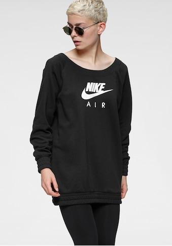 Nike Sportswear Sweatshirt »Air Crew Os Fleece Long - sleeve« kaufen