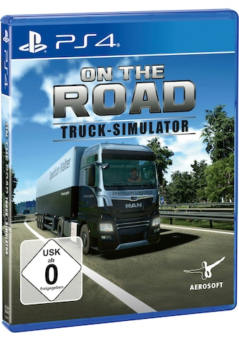 PlayStation 4 Spiel »Truck Simulator - On the Road«, PlayStation 4 kaufen