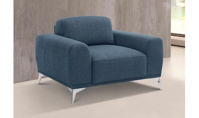Guido Maria Kretschmer Home&Living Sessel »Tea«, mit Metallfüßen kaufen