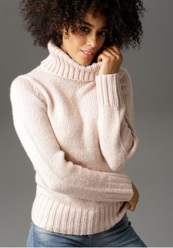 Aniston CASUAL Rollkragenpullover kaufen