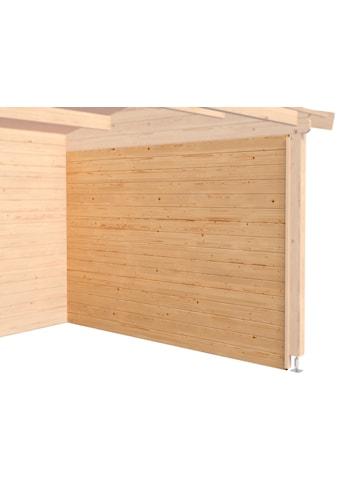 Nordic Holz Seitenwand, für Haus Tampa, St. Louis, Novia Plus, Jelle Plus kaufen