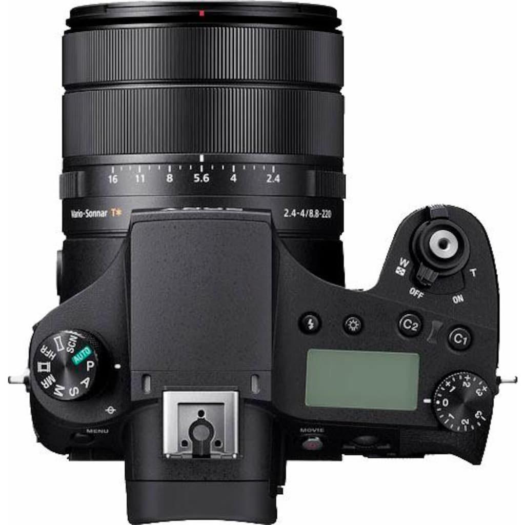 Sony Superzoom-Kamera »DSC-RX10M4«, ZEISS® Vario-Sonnar T*, Gesichtserkennung, Panorama-Modus