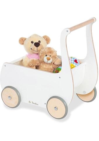 Pinolino® Puppenwagen »Mette, weiß« kaufen
