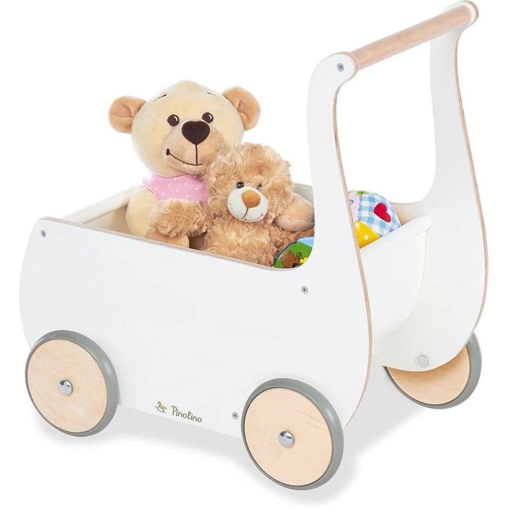 Pinolino® Puppenwagen »Mette, weiß«