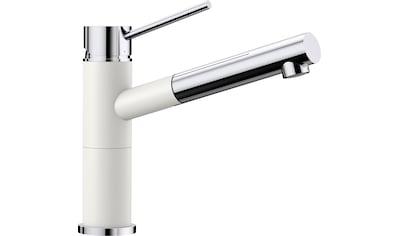 Blanco Küchenarmatur »ALTA-S Compact«, Hochdruck, mit ausziehbarem Auslauf kaufen