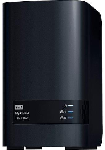WD NAS-Server »My Cloud EX2 Ultra«, Expert Series kaufen