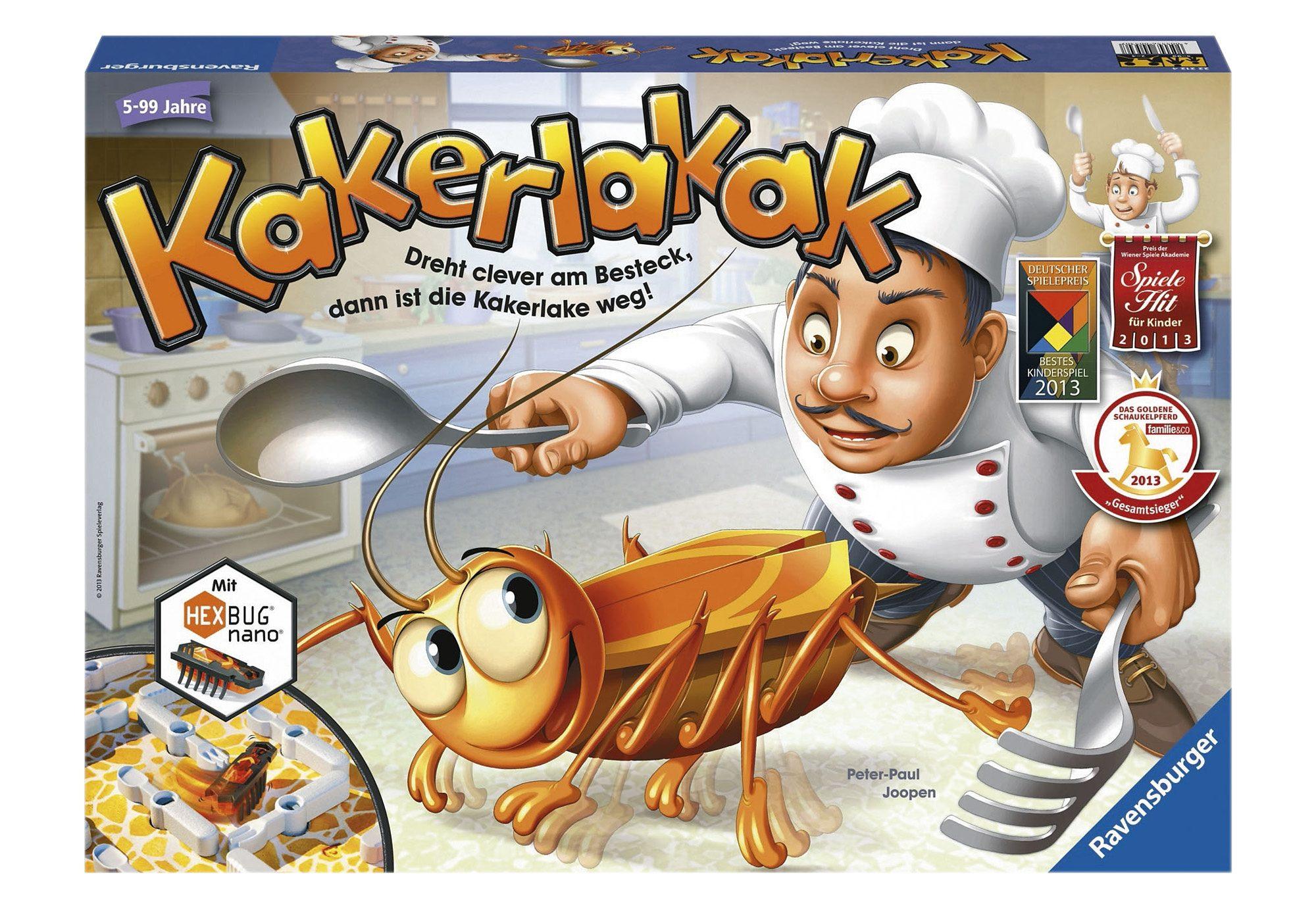 Ravensburger Reaktions-Spiel,  Kakerlakak  Preisvergleich