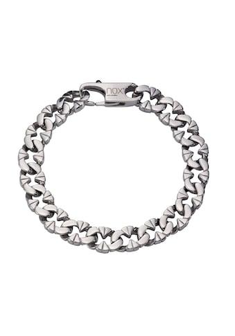 NOX Armband »Edelstahl glanz« kaufen