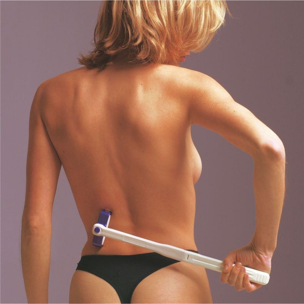 Maximex Rückencremer »Roll Easy«, (Set, 4 tlg.), Creme-Roller