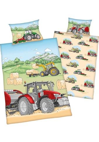 Babybettwäsche »Traktor«, Baby Best kaufen