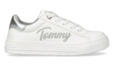 Tommy Hilfiger Sneaker »Nicki«, mit Logoschriftzug kaufen