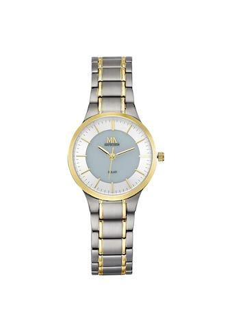 Meister Anker Solar - Uhr »Titan zweifarbig« kaufen