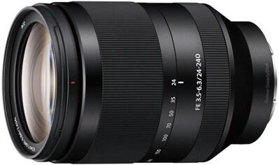 Sony Objektiv »E - Mount - Objektiv 24 - 240 mm, F3.5, SEL24240« kaufen
