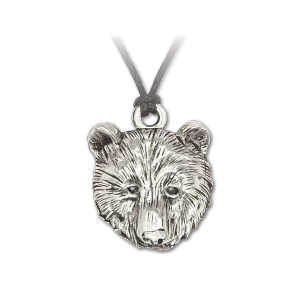 Adelia´s Amulett »Glückstiere Talisman«, Der Bär - Stärke, Weisheit und viel Glück