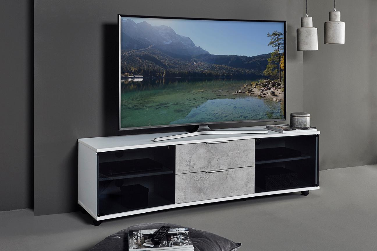 jahnke tv mobel katalog Jahnke Curve TV 160 Lowboard Breite 159 cm