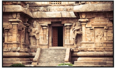 Papermoon Infrarotwandheizung »Gangaikonda Cholapuram Tempel«, sehr angenehme... kaufen