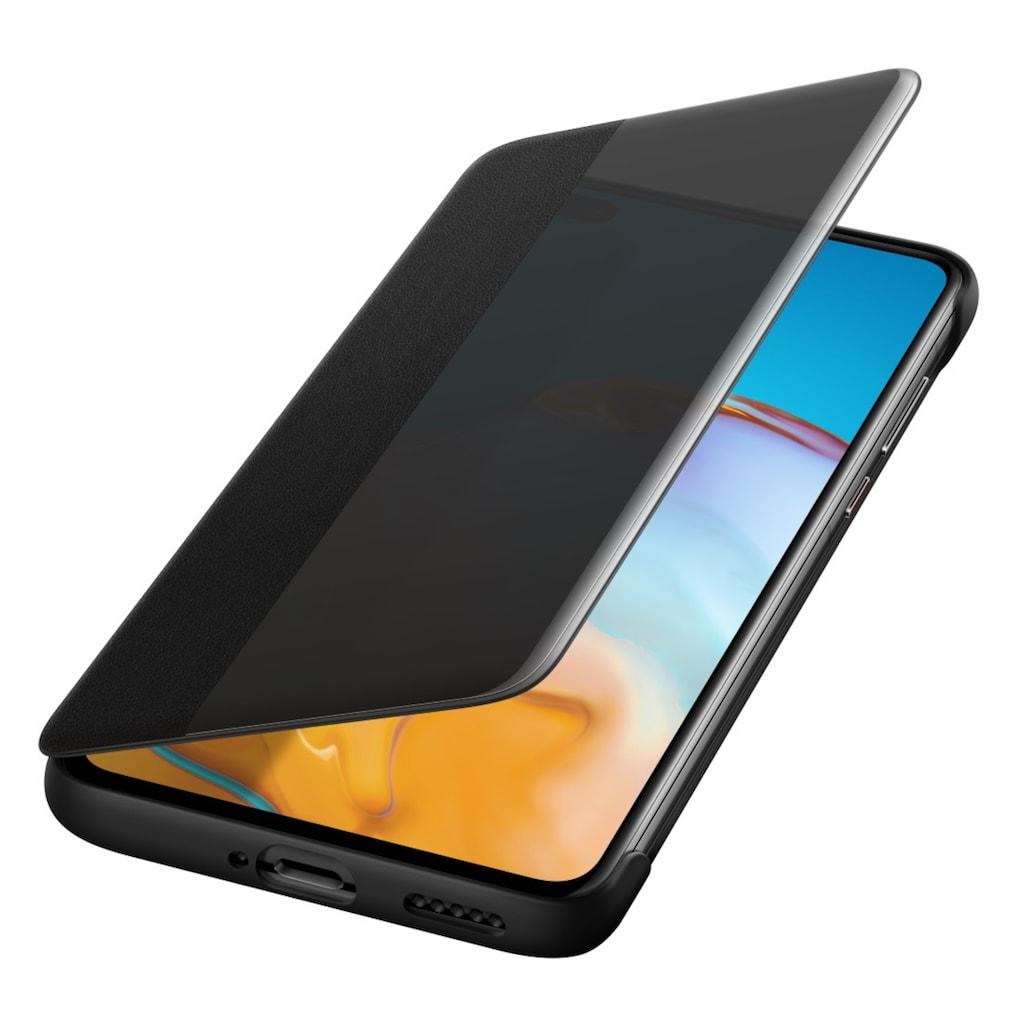 "Huawei Booklet, Tasche ""Smart View Flip Cover"" für HUAWEI P40"