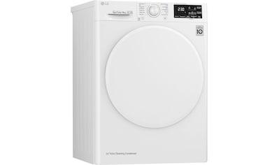 LG Wärmepumpentrockner RT8DIHP, 8 kg kaufen