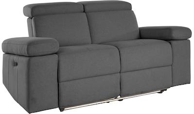 Places of Style 2-Sitzer »Kilado«, mit Relaxfunktion, verstellbarer Armlehne,... kaufen