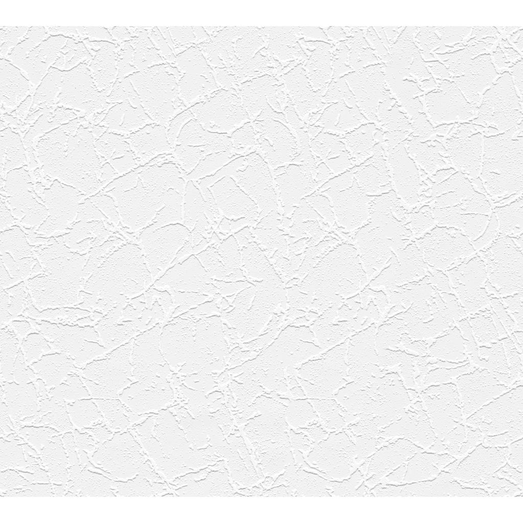 A.S. Création Strukturtapete »Simply White«, einfarbig, Uni
