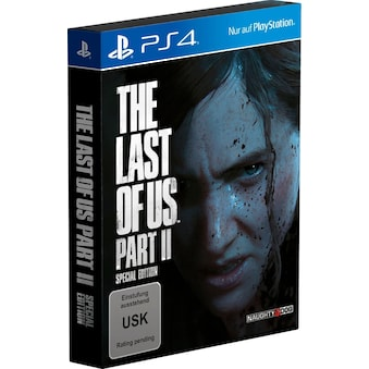 The Last of Us Part II Special Edition PlayStation 4 kaufen