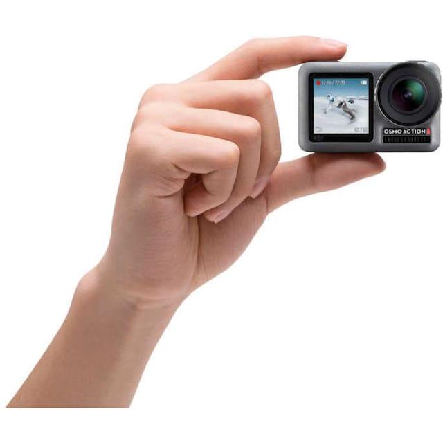 dji »OSMO Action« Action Cam (4K Ultra HD, Bluetooth WLAN (Wi-Fi))