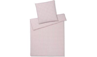 Elegante Bettwäsche »Quadro«, angenehmes Hautgefühl kaufen