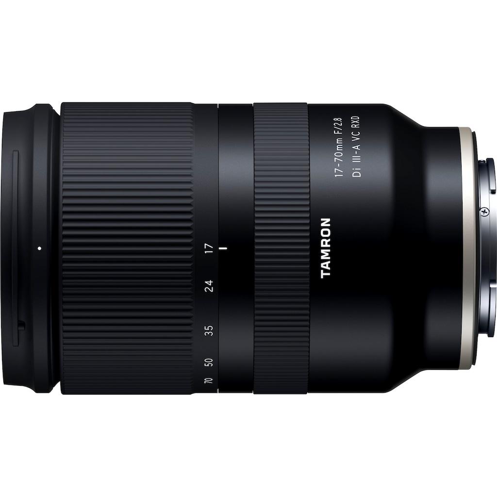 Tamron Zoomobjektiv »AF 17-70mm F/2.8 Di III-A VC RXD (für SONY APS-C CSC)«