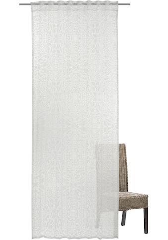 freundin Home Collection Gardine »FD Globetrotter 00«, 255x140 cm kaufen