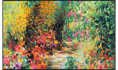 Teppich, »Primavera«, wash+dry by Kleen - Tex, rechteckig, Höhe 7 mm, gedruckt kaufen
