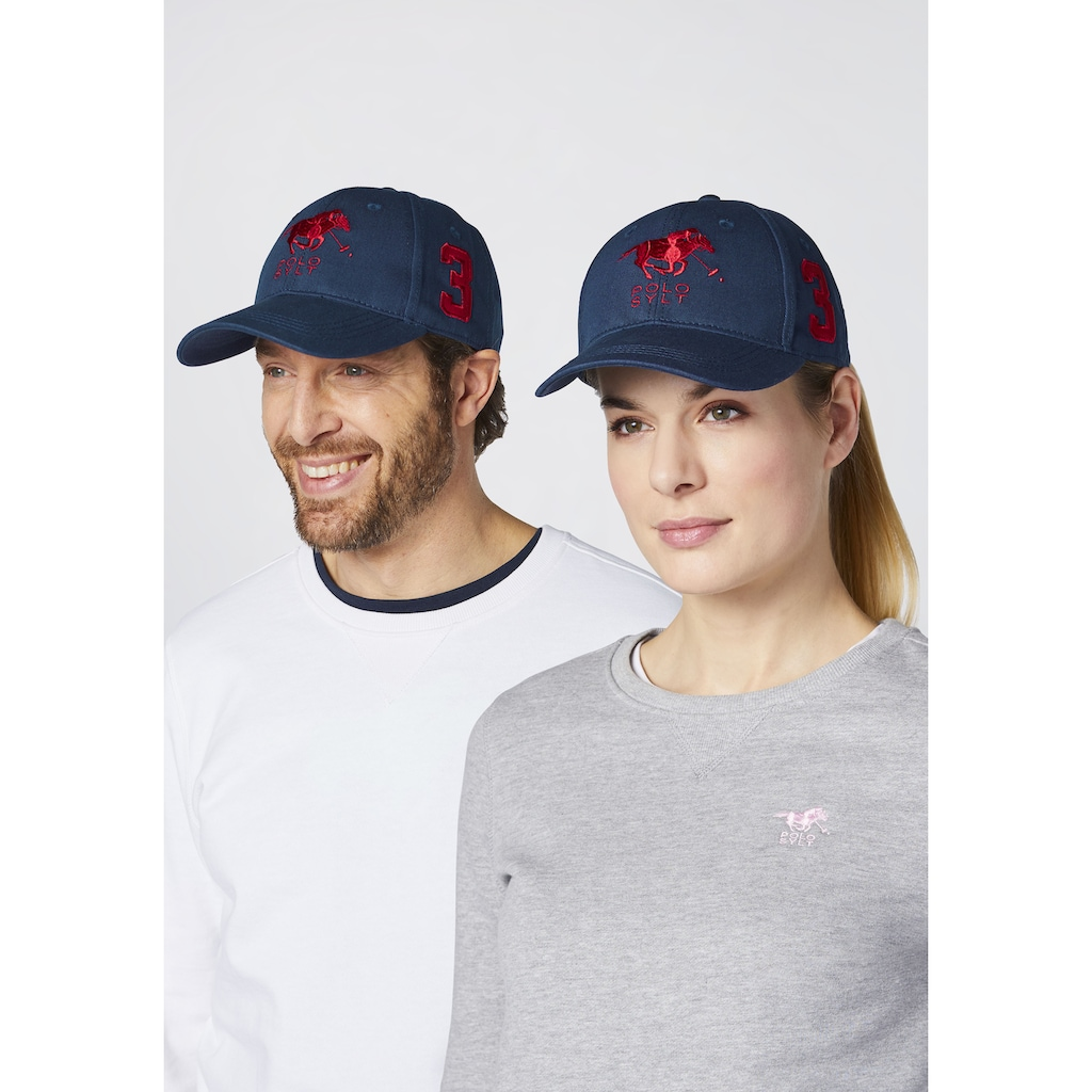 Polo Sylt Baseball Cap »Unisex, (Base) Cap«