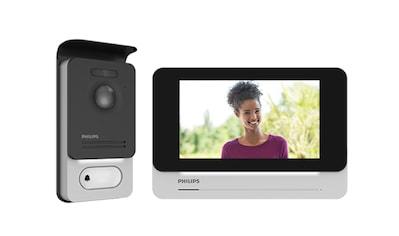 Philips Videosprechanlage  -  2 - Draht - Technik -  7 - Zoll - Touch - Display »WelcomeEye TOUCH« kaufen