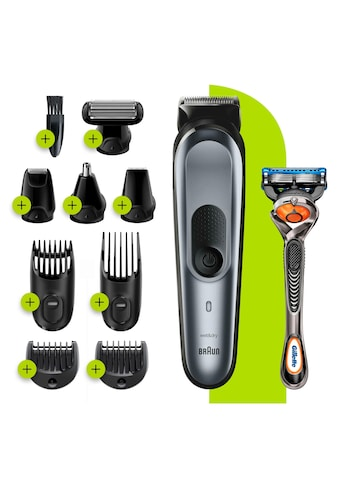 Braun Multifunktionstrimmer »10-in-1 Multi-Grooming-Kit 7 MGK7221« kaufen