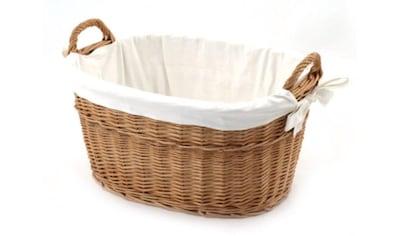 Franz Müller Flechtwaren Wäschekorb (1 Stück) kaufen