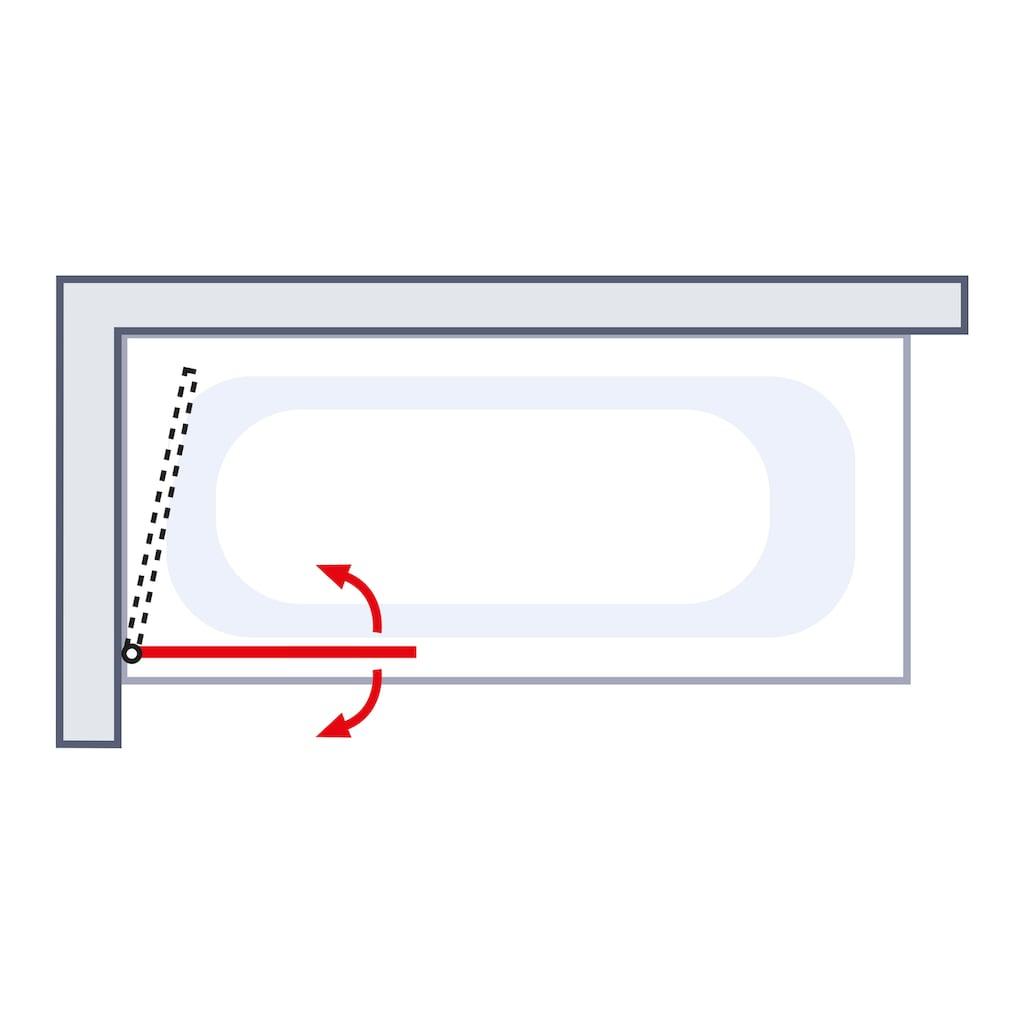 Schulte Badewannenaufsatz »Komfort«, 80 x 140 cm