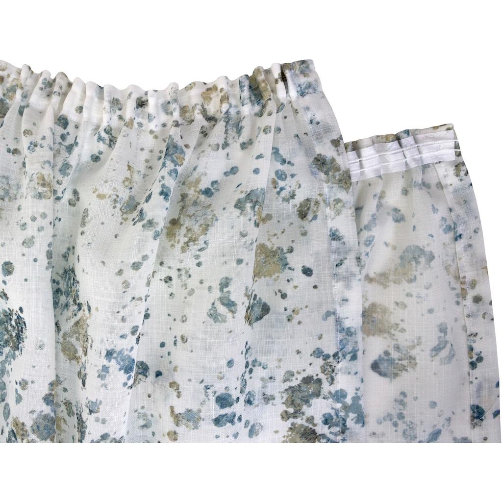 VHG Vorhang nach Maß »Color Splash«, Deko Wunschmaß,All Over,Digitaldruck