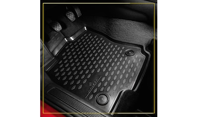 WALSER Passform-Fußmatten »XTR«, (4 St.), für Audi Q8 Bj 02/2018 - Heute kaufen