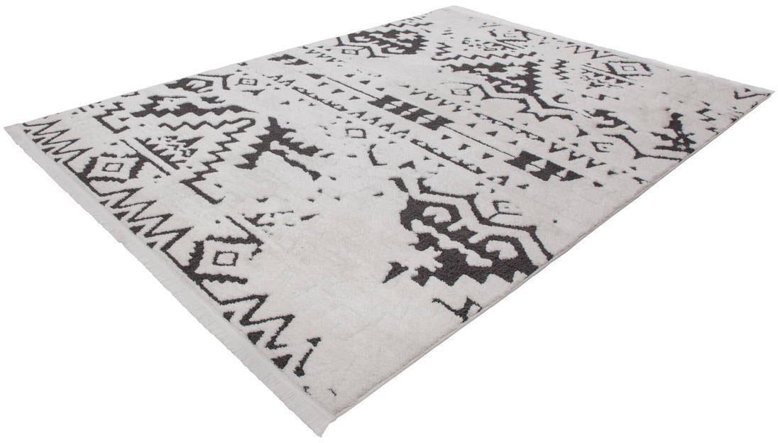 Teppich Agadir 110 Kayoom rechteckig Höhe 23 mm maschinell gewebt