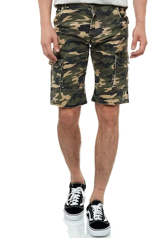 Rusty Neal Shorts »Canyon«, in lässigem Military-Style kaufen