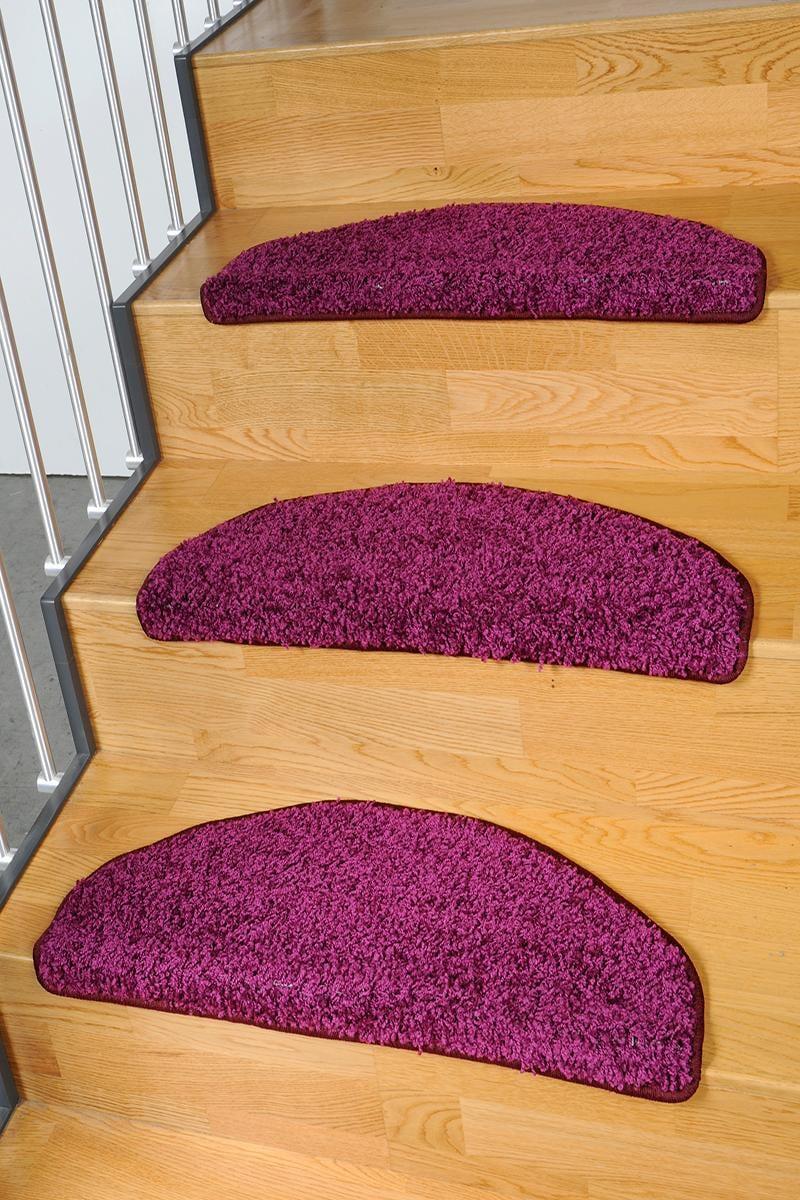 Stufenmatte Shaggy Pulpo Living Line stufenförmig Höhe 22 mm