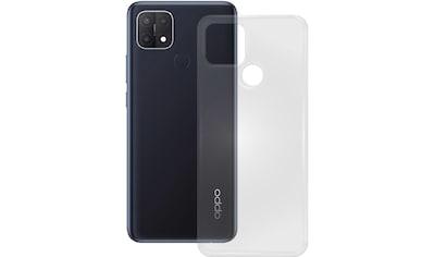 PEDEA Handyhülle »Soft TPU Case für Oppo A15«, Displayschutz kaufen