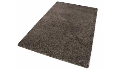 Hochflor - Teppich, »Liverpool«, LUXOR living, rechteckig, Höhe 32 mm, maschinell gewebt kaufen