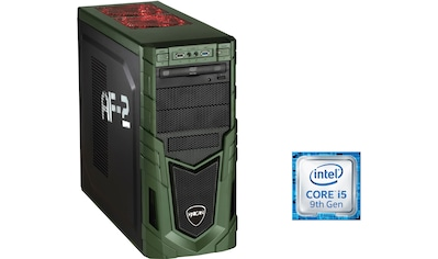 Hyrican »Military Gaming 6532« Gaming - PC (Intel, Core i5, RTX 2060, Luftkühlung) kaufen