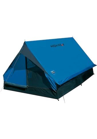 High Peak Hauszelt »Minipack«, 2 Personen, (Set, mit Transporttasche) kaufen