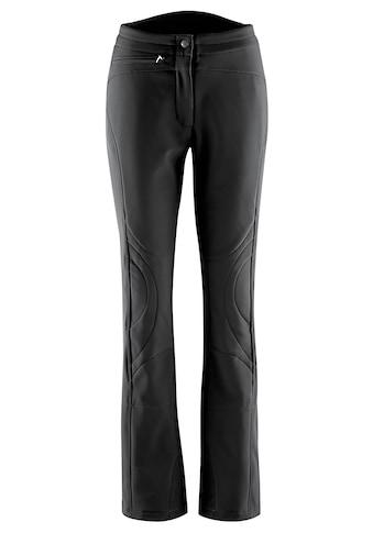Maier Sports Skihose »Marie«, Slim fit, Softshell, elastisch, winddicht kaufen