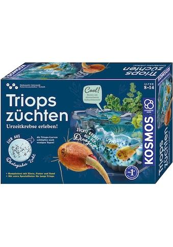 Kosmos Experimentierkasten »Triops züchten«, Made in Germany kaufen
