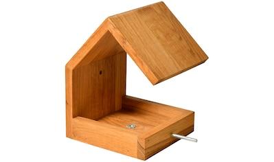 LUXUS-VOGELHAUS Vogelhaus, BxTxH: 16x19x22 cm kaufen